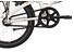 """tern Link D7i Hopfällbar cykel 20"""" grå/vit"""